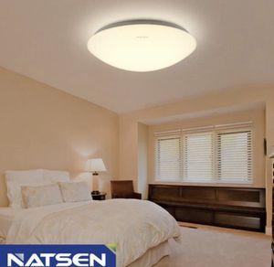 Natsen 18W LED Flush Mount Ceiling Light Fixture for Living Room Kitchen Bedroom Balcony (3000k Warm White) for Sale in Ontario, CA
