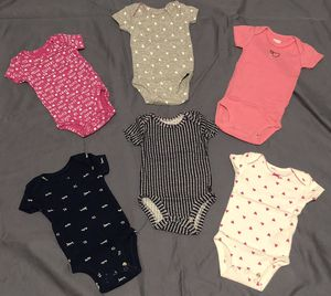 Baby girl NewBorn clothing for Sale in Compton, CA