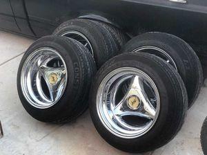 Nissan hardbody rims for Sale in Las Vegas, NV