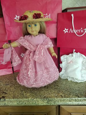 5-pc Hooped dress outfit for American Girl Doll for Sale in Porter Ranch, CA