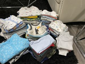 Baby Boy Clothes Size NB to 3 Months for Sale in Queens, NY