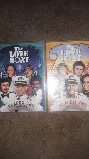 The Love Boat - season 2 dvd for Sale in Lomita, CA