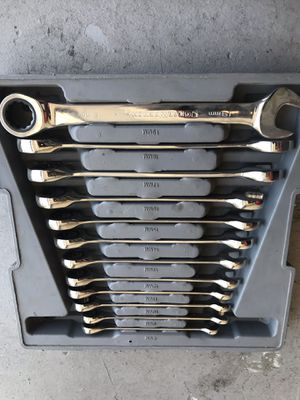 Gearwrench metric ratcheting set for Sale in Bethel Island, CA