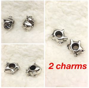 2 Pandora Dog Charms for Sale in Algonquin, IL
