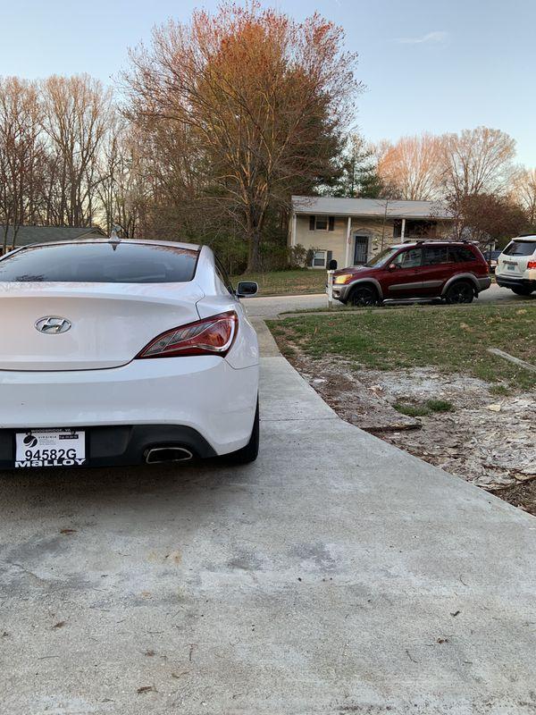 Genesis Hyundai R-spec coupe 2013