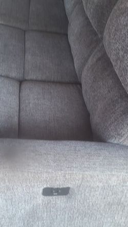 Draycoll Power recliner couch with love seat for Sale in Hayward,  CA