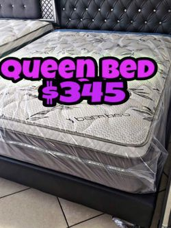 New Beautiful Queen Bed for Sale in Compton,  CA