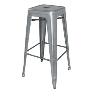 Two Metal bar stools for Sale in Poinciana, FL
