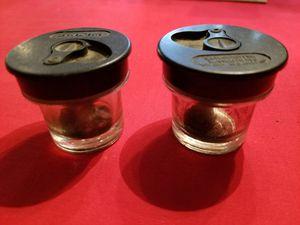 Two Antique Bakelite ink wells for Sale in Ocala, FL