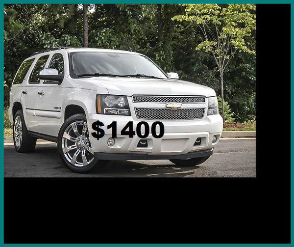 Price$1400 2008 CHEVROLET TAHOE LTZ