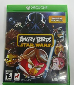 Angry Birds Star Wars (Xbox One) Brand New Sealed! for Sale in Hickory, NC