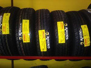 Trailer tires 205 75 14 for Sale in Winter Springs, FL