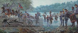 "A Mort Künstler- ""Maryland, My Maryland"" for Sale in Harpers Ferry, WV"
