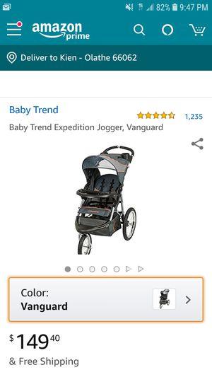 Baby stroller/jogger for Sale in Winter Park, FL