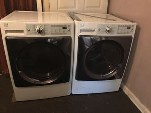 Kenmore ,washer and dry for Sale in Temple Hills, MD