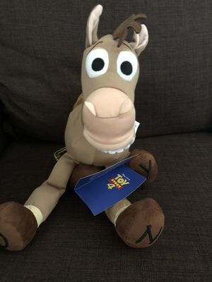 Toy Story Bullseye Plushie for Sale in Fontana, CA