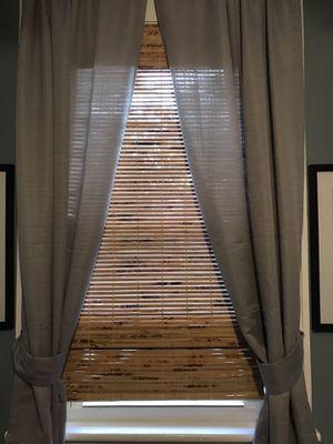 21 bamboo window blinds for Sale in Roanoke, VA