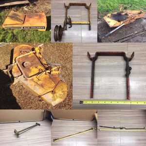 Vintage Allis Chalmers & Simplicity Garden Tractor Parts for Sale in Conestoga, PA