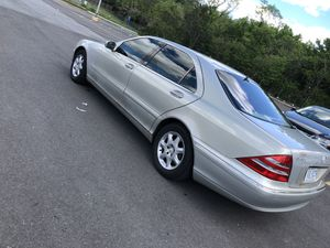 2002 Mercedes-Benz S-Class for Sale in Fort Washington, MD