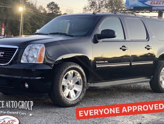 2012 GMC Yukon XL SLT - INSTANT APPROVAL for Sale in Lithonia,  GA