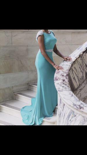 Teal prom dress for Sale in Hampton, GA