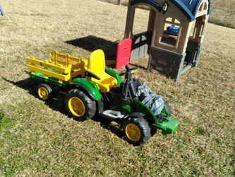 John Deere Tractor And Wagon for Sale in Fort Worth,  TX