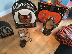 Halloween decorations for Sale in Cary, NC