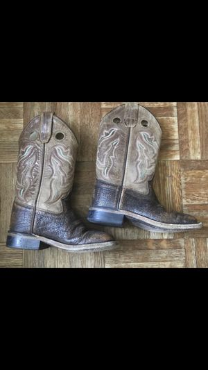 Girls ariat boots size 10 for Sale in Chula Vista, CA