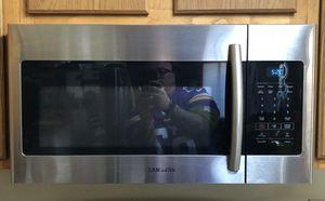 Samsung over mount microwave for Sale in Wytheville, VA