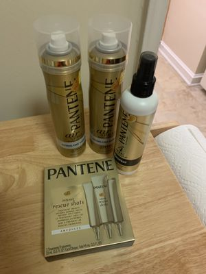 Pantene Hair Products Bundle for Sale in Mount Rainier, MD