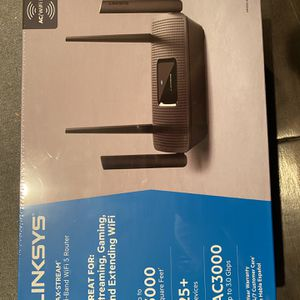 Linksys AC3000 Mesh Wifi 5 Router for Sale in Costa Mesa, CA