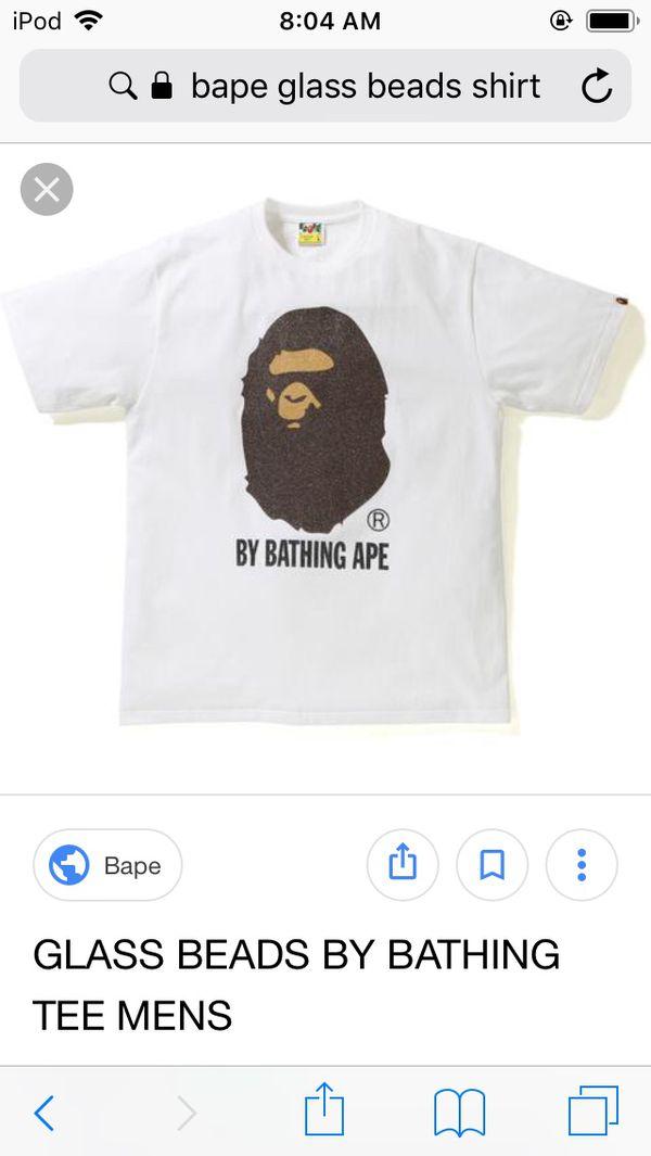 Bape shirts