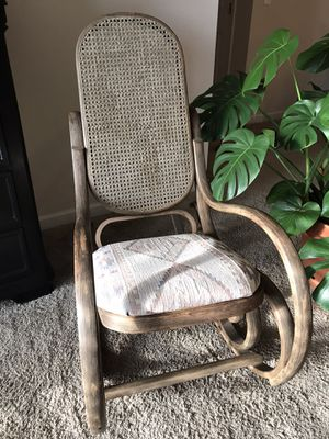 Antique Bentwood Rocking Chair for Sale in Greenville, SC