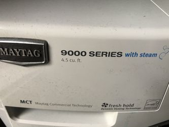 Maytag 9000 Series Washing Machine In Great Condition No Issues for Sale in Tallahassee,  FL