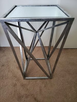 Geometric accent table for Sale in Bakersfield, CA