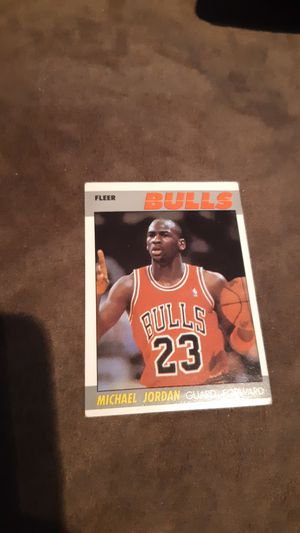 Michael Jordan for Sale in Antioch, CA