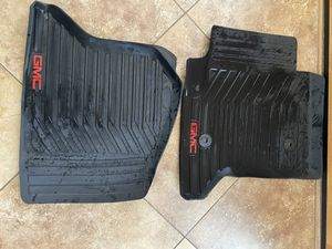 GMC Yukon Rubber Floor Mats for Sale in Gilbert, AZ