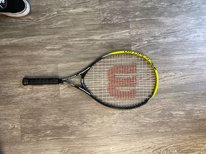 Wilson tennis Racket for Sale in Orange, CA