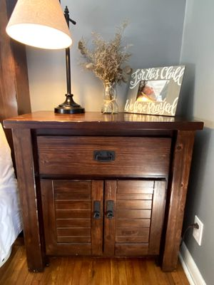Rustic Farmhouse Night Stand / Side Table for Sale in Nashville, TN