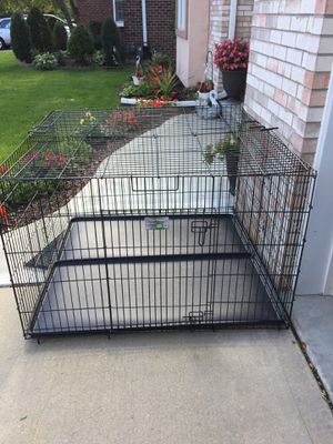 Extra wide cage , costume order for Sale in Darien, IL