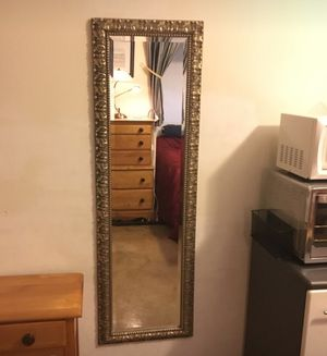 """Antique Gold or Florentine Gold Frame 19"""" x 1.75"""" x 61"""" Wall Mirror for Sale in Los Angeles, CA"""
