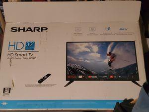 "32"" sharp smart tv for Sale in Roanoke, VA"