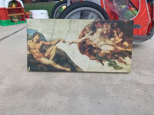 Michael Angelo Painting for Sale in Ruskin, FL