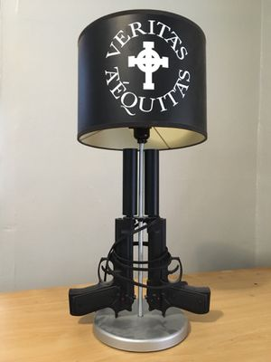 Boondocks Saints pistol lamp for Sale in Kalamazoo, MI