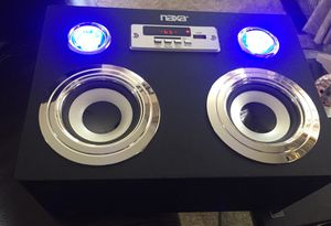 NAXA Sound System (BT, FM, AM, Audio cable and USB) for Sale in Macungie, PA