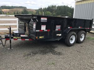 2016 dump trailer for Sale in OR, US