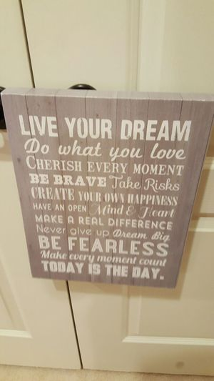 Inspirational Wall picture for Sale in Baltimore, MD
