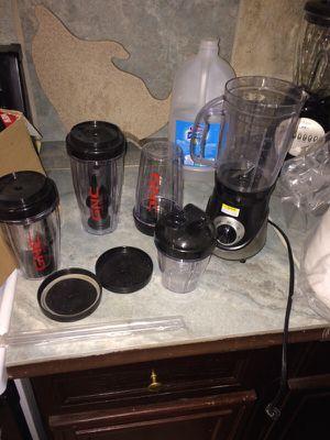 GNC on the go blender items for Sale in Las Vegas, NV