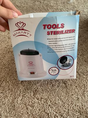 Nail/Beauty Tool Sterilizer for Sale in Washington, DC