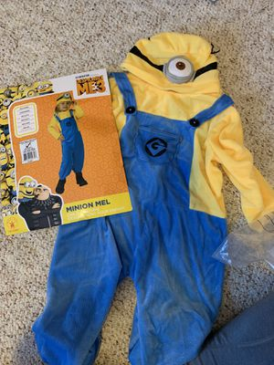 Minion Costume/Toddler for Sale in Portland, OR